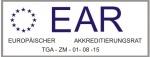 Gütesiegel EAR14001