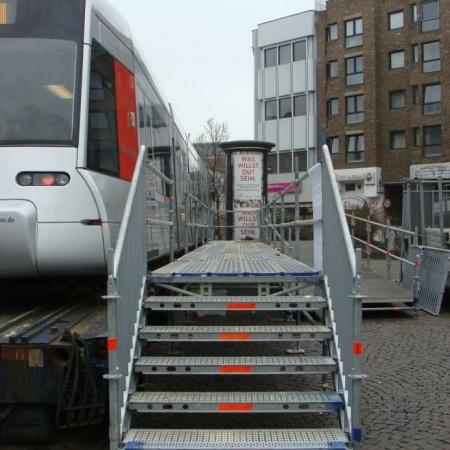 Podesttreppen & Fluchttreppen Triller GmbH