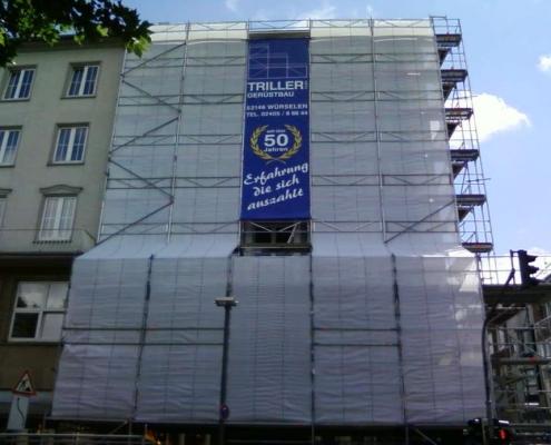 Gerüstbekleidung Triller GmbH