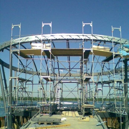 Sonderkonstruktionen und Spezialgerüste Triller GmbH